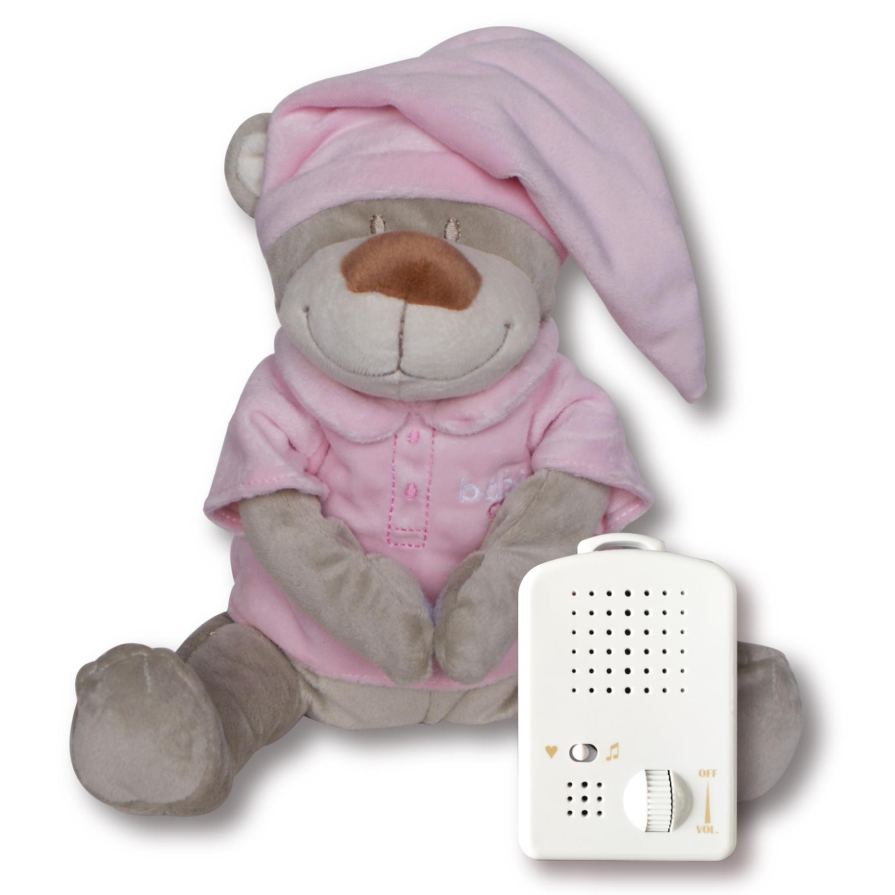 Doodoo bear pink