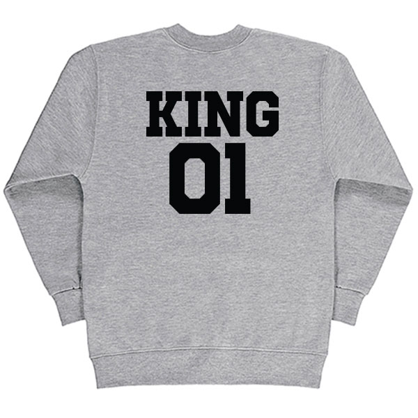 Pull king & Queen - Homme