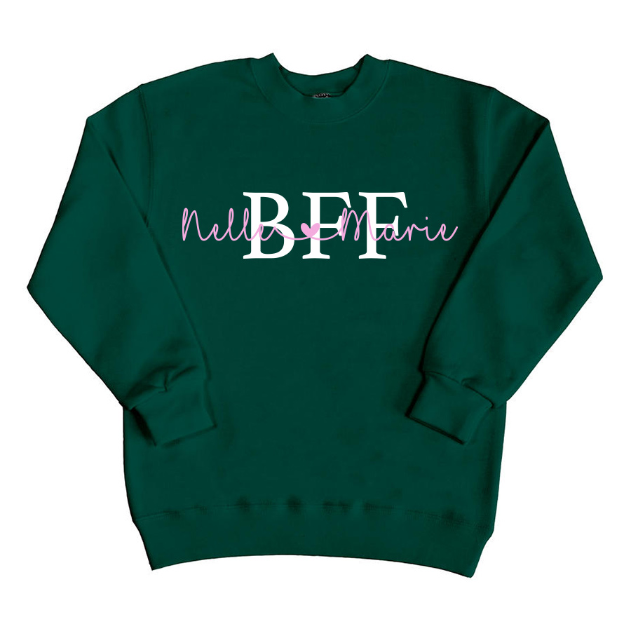 Kid sweater BFF met namen