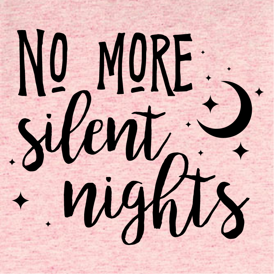 No more silent nights!