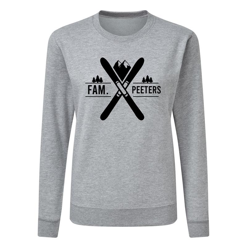Sweater Vrouw - Team Ski