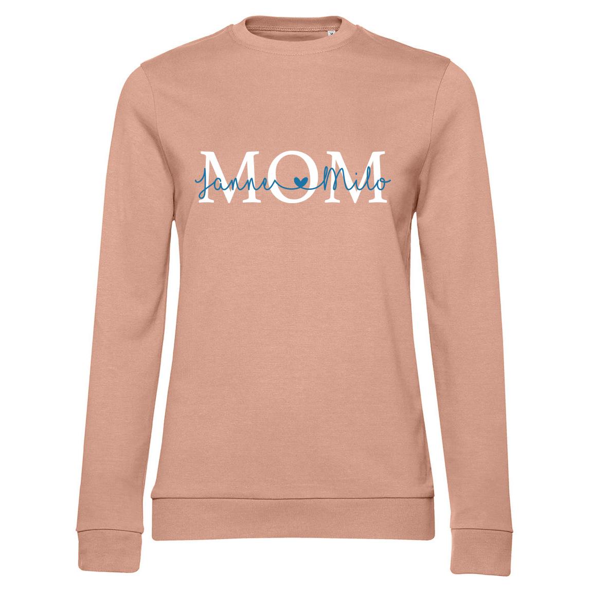 Mom sweater met namen - Summer Edition