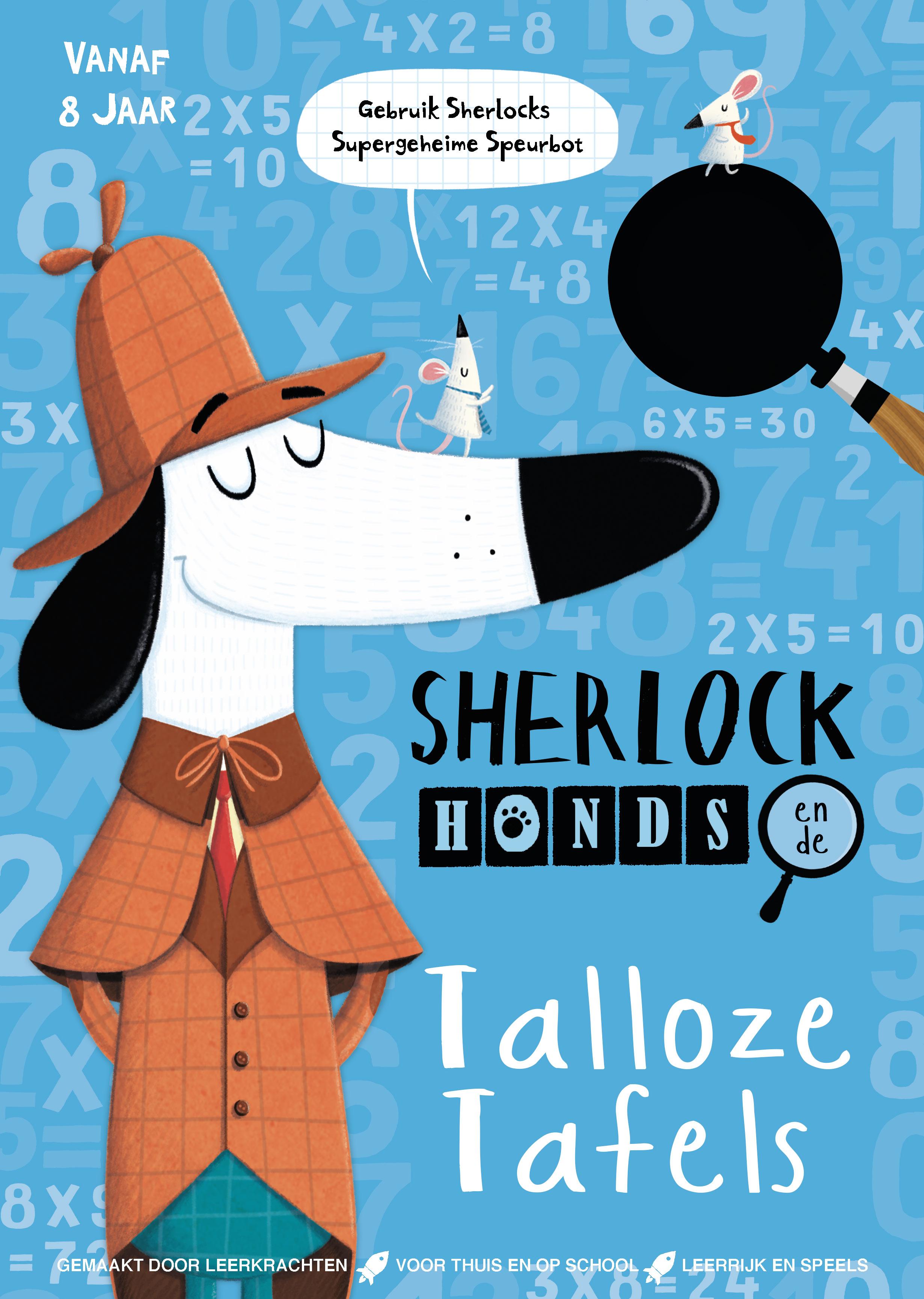 Set van 2 boekjes - Sherlock Honds