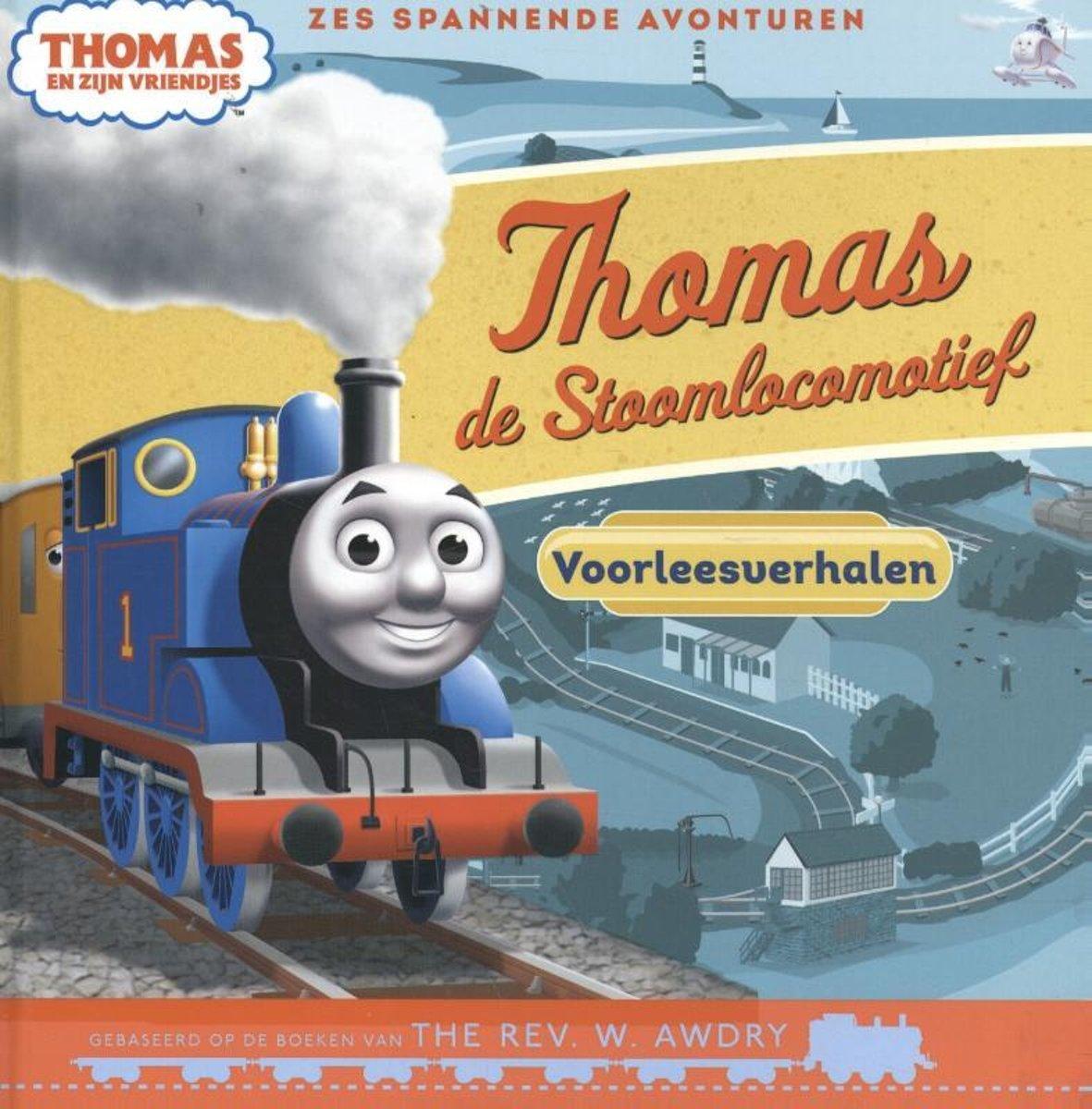 Set van 3 voorleesverhalen - Brandweer Sam - Thomas - Pieter Konijn