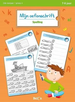 Set van 2 Leerdozen + Oefenschrift: Leren tellen en spellen