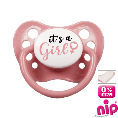 PAcifier 'It's a girl'