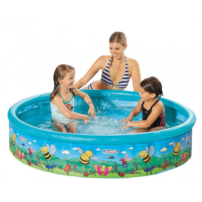 Happy People opzetzwembad 155 cm