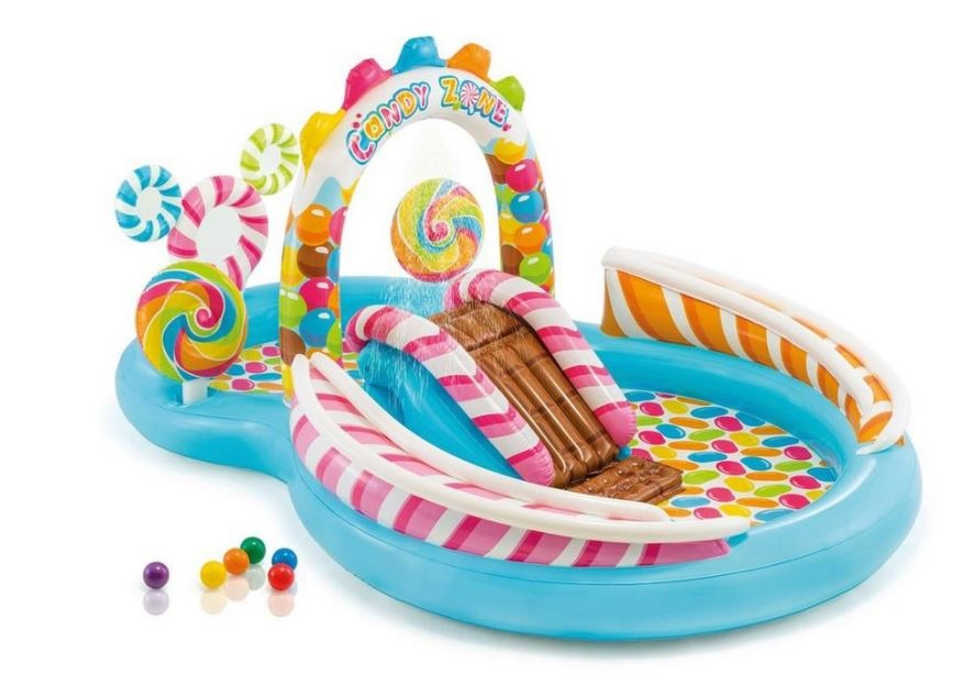 Intex kinderzwembad Candy Zone