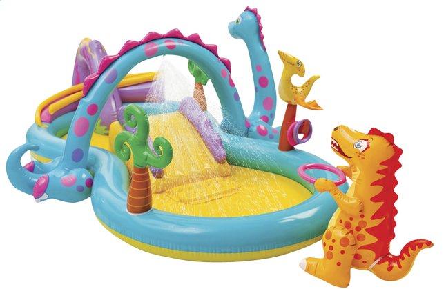 Intex opblaaszwembad Dino Speelcentrum 333 cm