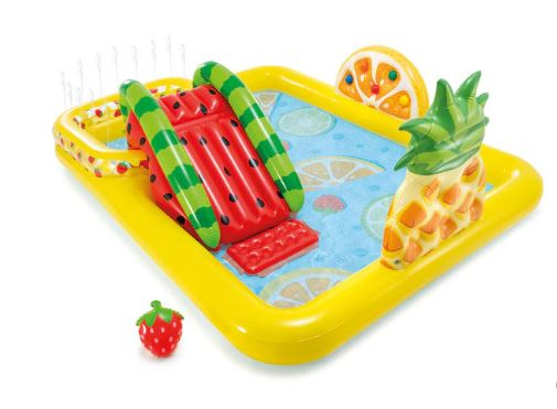 Intex kinderzwembad Fruity Play Center