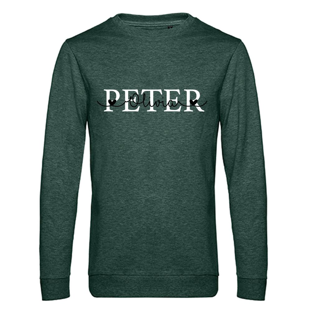 Peter sweater met namen - Summer Edition