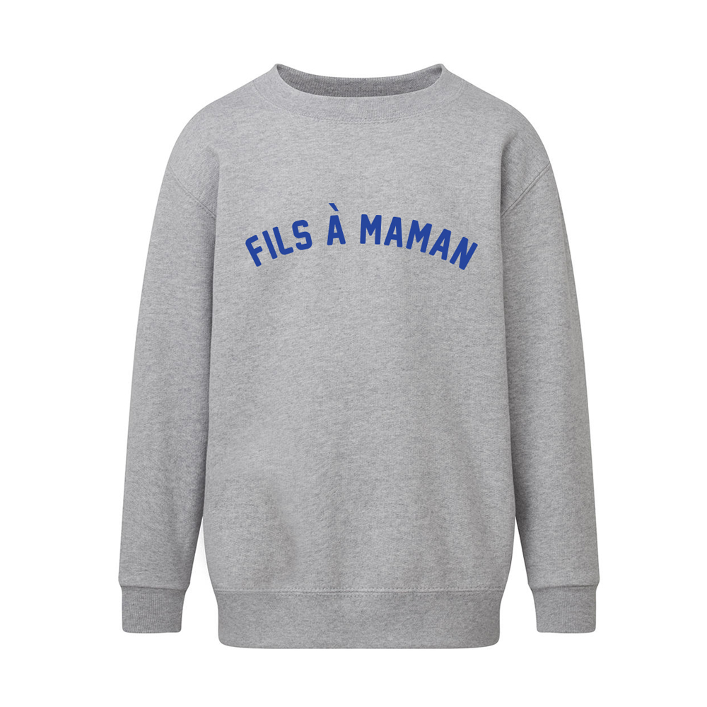 Sweater kids - Fils à maman