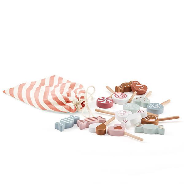 Kids Concept houten snoepgoed