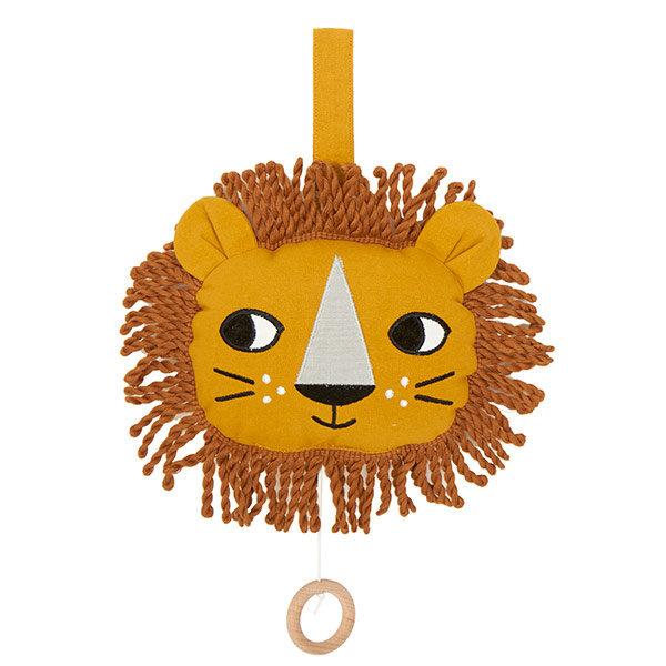 Roommate boîte à musique lion