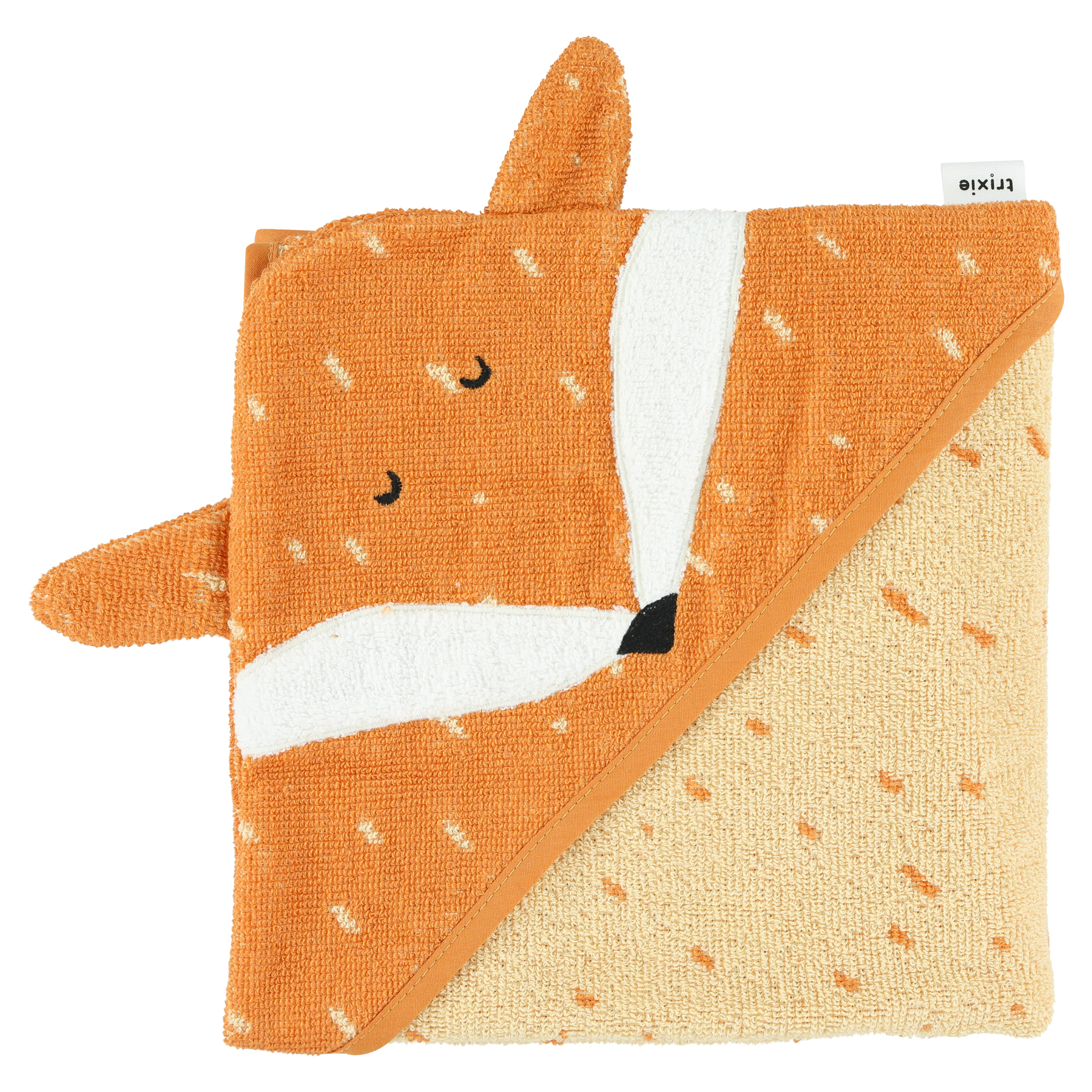 Trixie baby badcape Vos- Mr. Fox
