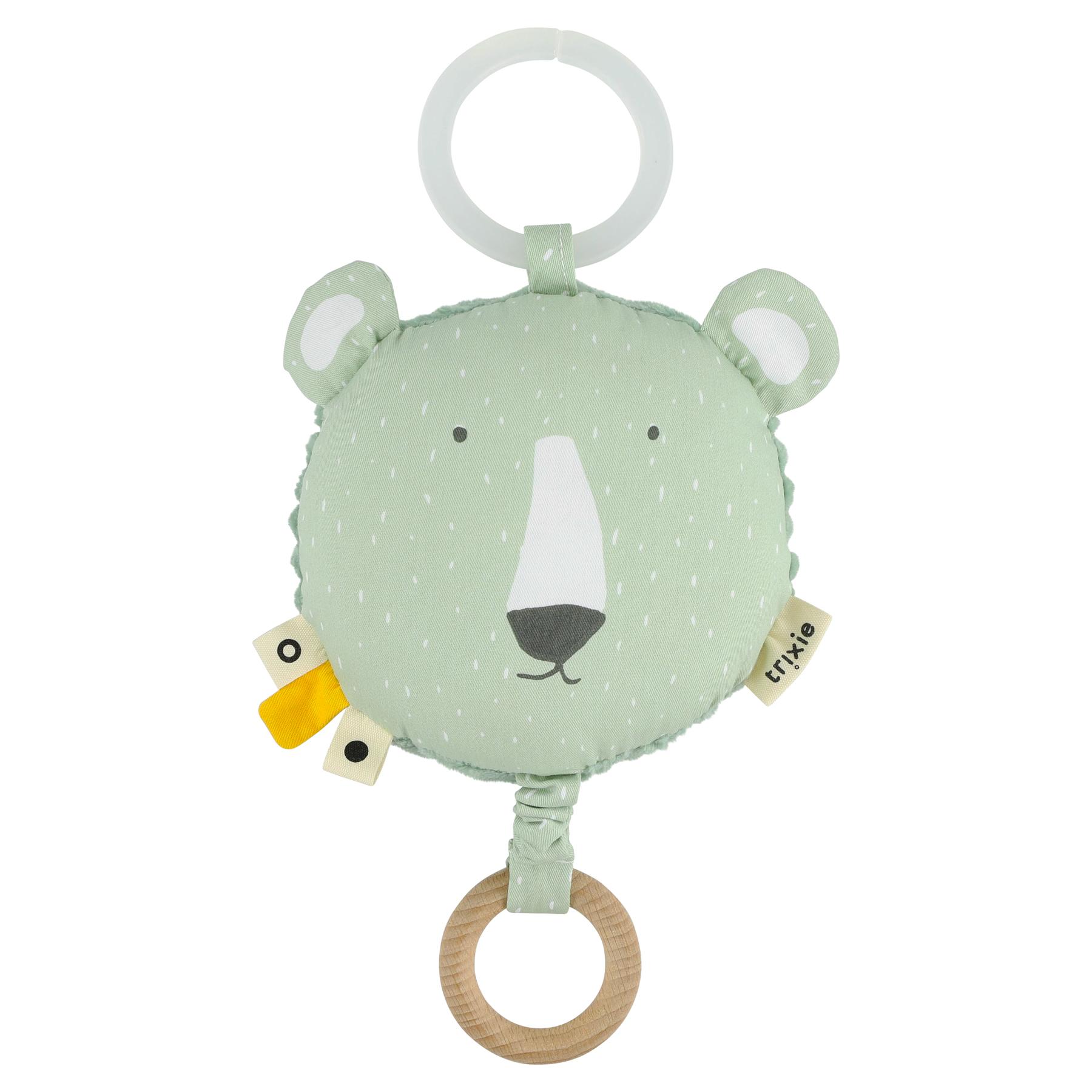 Trixie muziekmobiel Ijsbeer - Mr Polar Bear