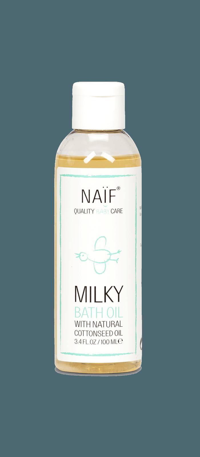 Naïf  Milde badolie 100 ml