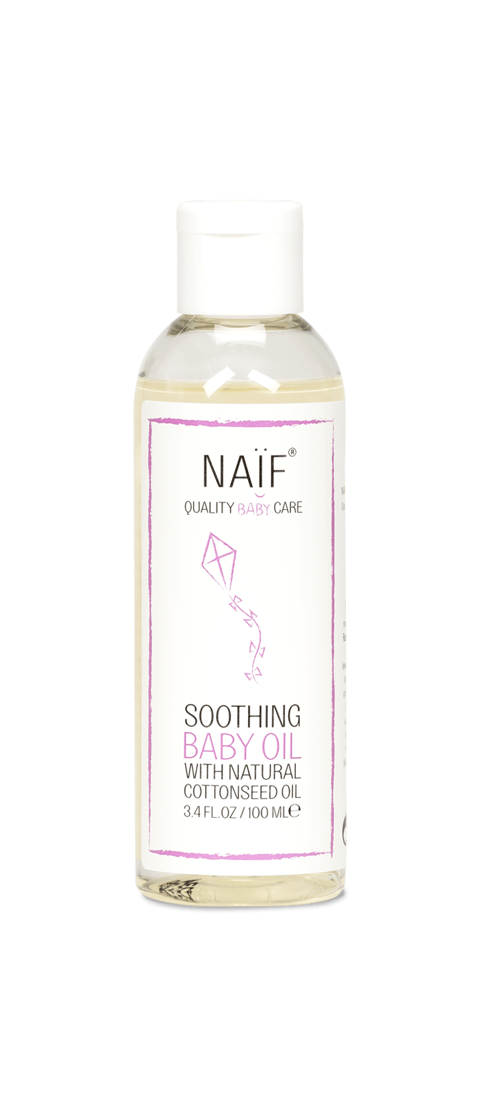 Naïf Baby Verzachtende Massageolie 100 ml