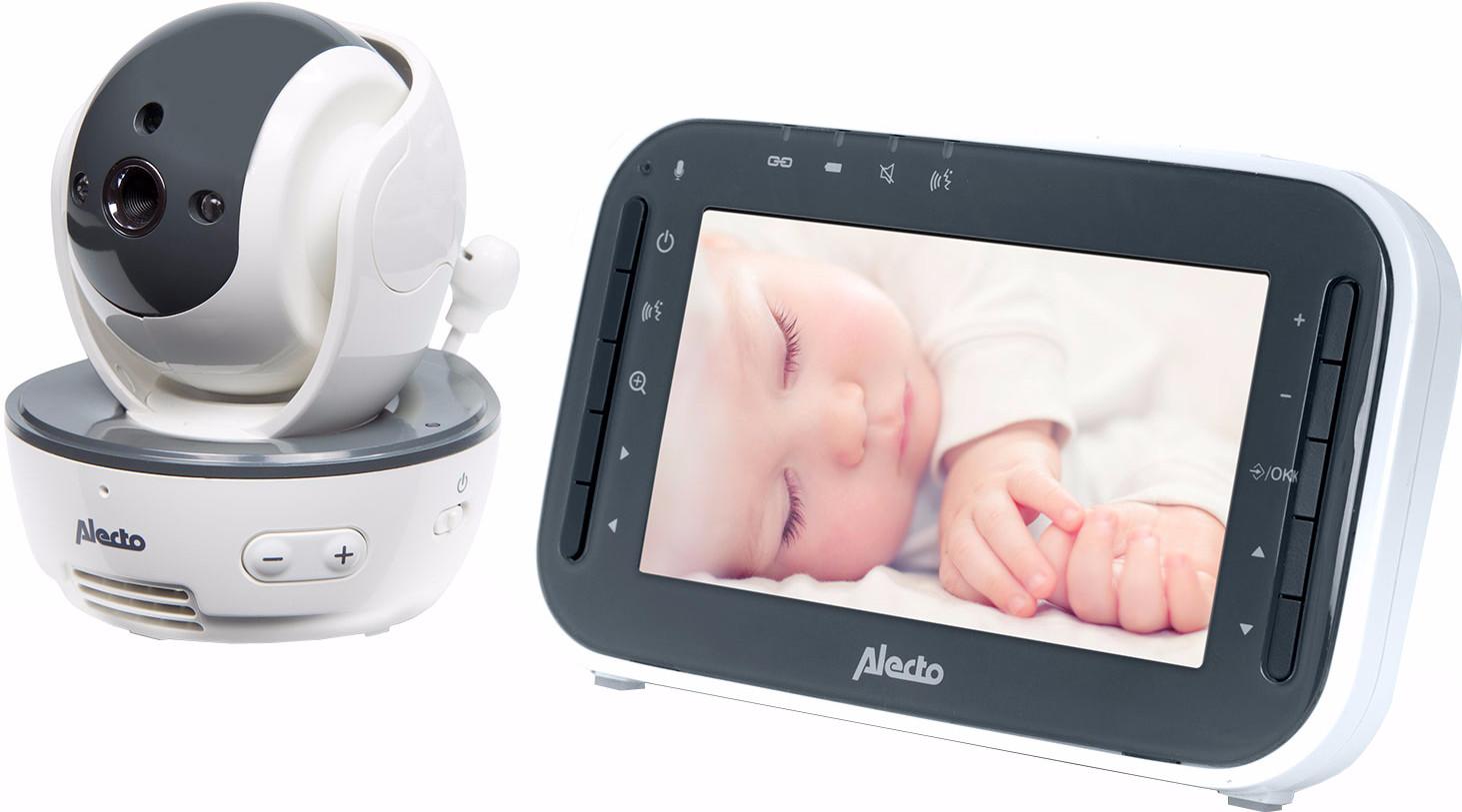 Alecto draadloze babyfoon met beeld DVM-200