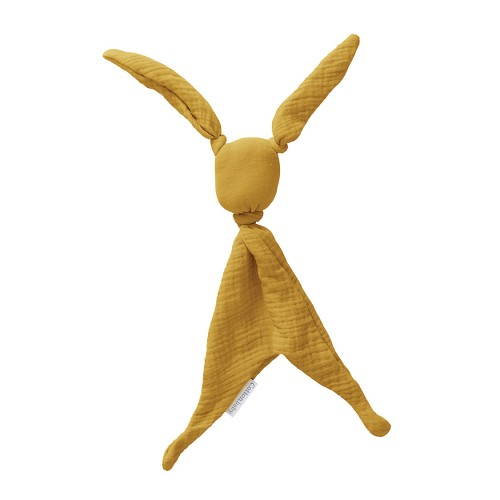 Cottonbaby doudou lapin hydrophile  - Ocre