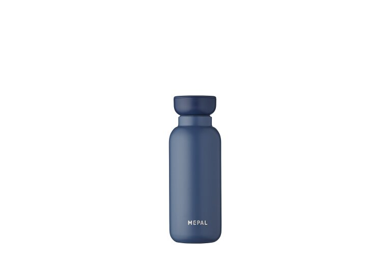 Mepal isoleerfles Ellipse 350 ml - Nordic Denim