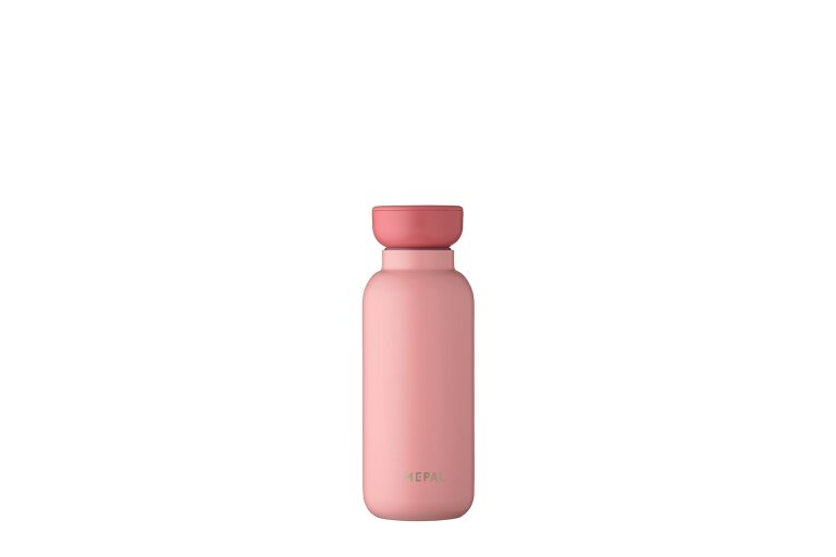 Mepal Isoleerfles Ellipse 350 ml - Nordic pink