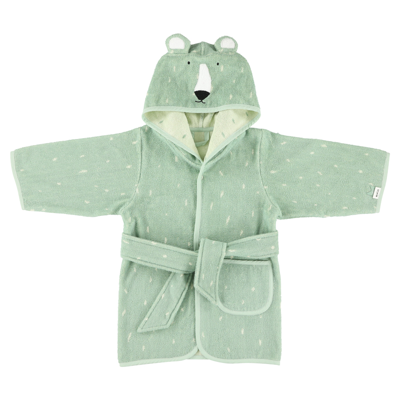Trixie  Peignoir - Mr. Polar Bear - 3-4  ans