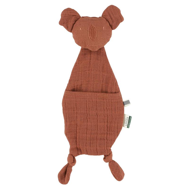 Tetra Koala Troostdoekje - Rust