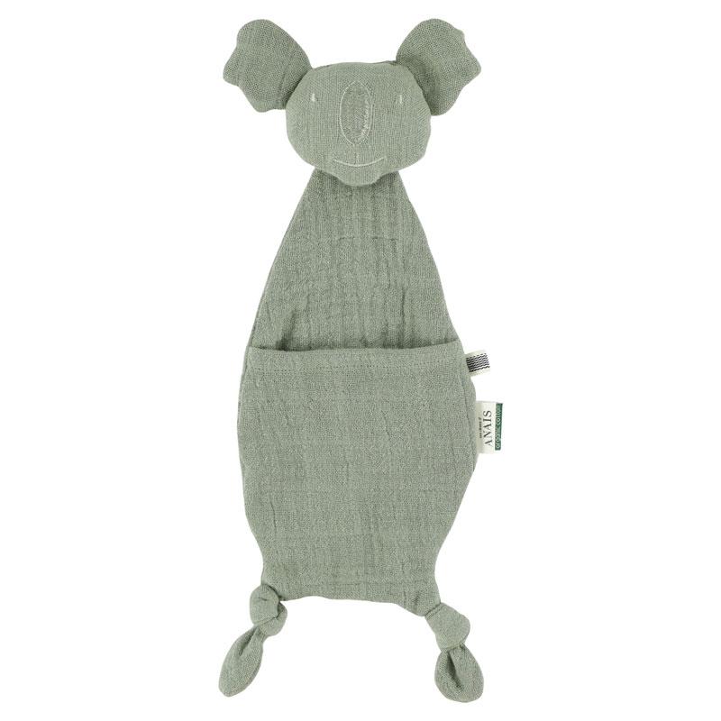 Tetra Koala Troostdoekje - Olive