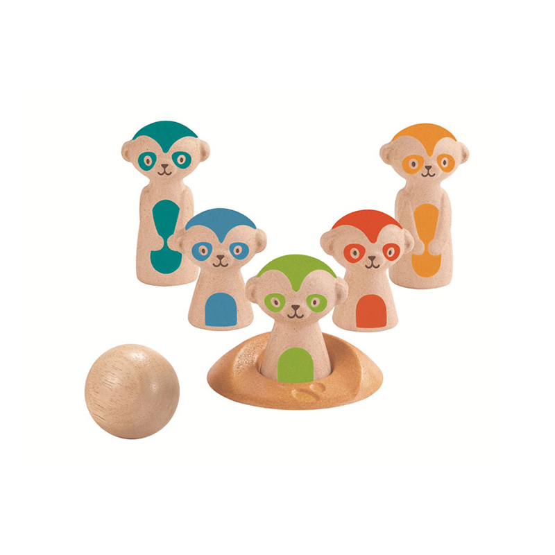 Plantoys - Bowling Stokstaart