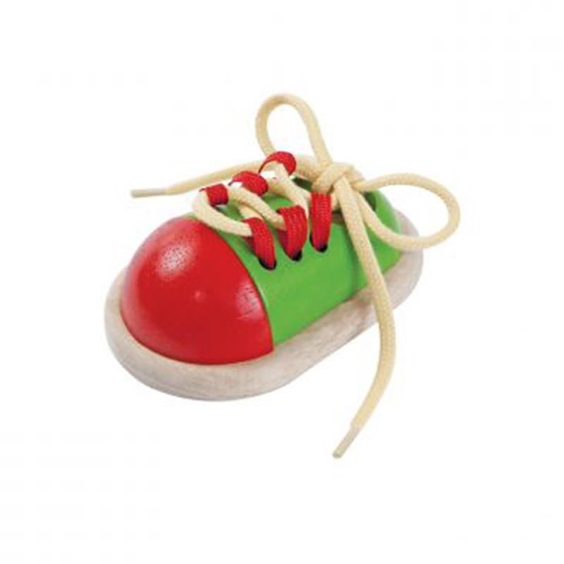 Plantoys - Lacets boutonnés chaussure
