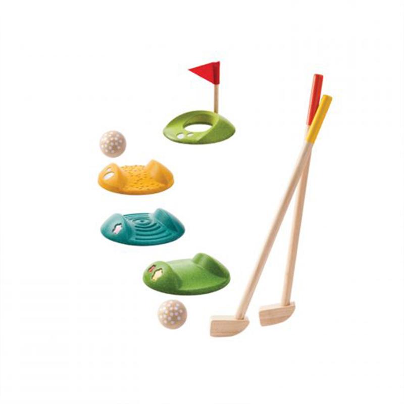 Plantoys - Ensemble de golf