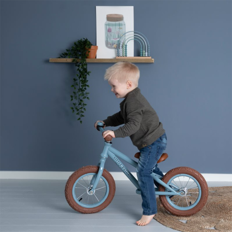 Little Dutch - Loopfiets - Blauw