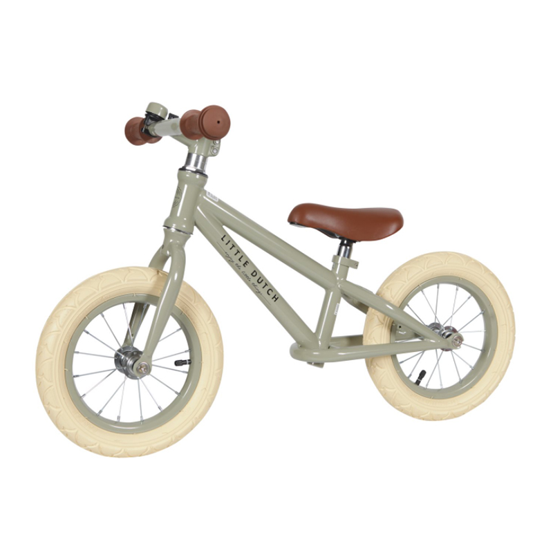 Little Dutch - Loopfiets - Olive Green