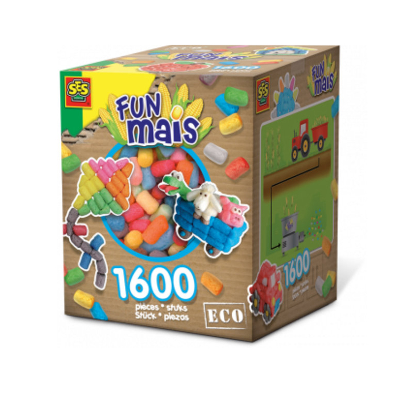 SES - Fun Maïs - 1600 stuks
