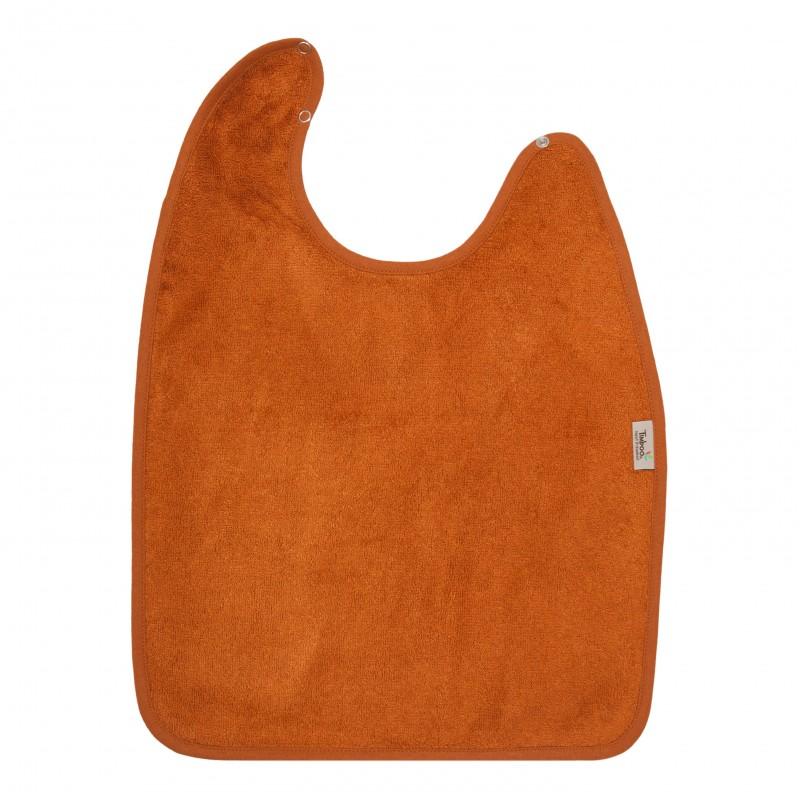 Timboo Slab XL met drukknoop - Inca Rust