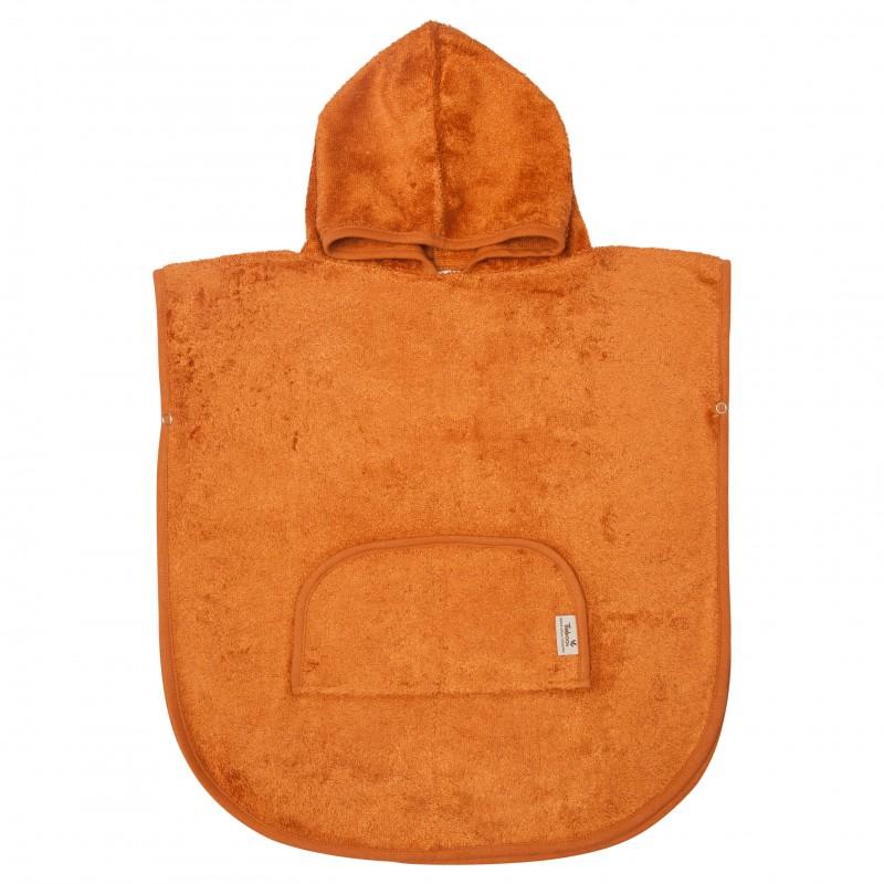Timboo Poncho -  Inca Rust