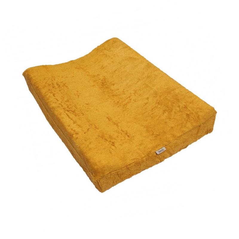 Timboo Aankleedkussenhoes 67x44 cm - Oker