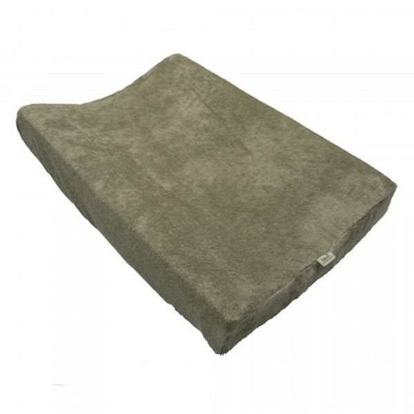 Timboo Housse pour coussin à langer 67x44 cm - Whisper Green