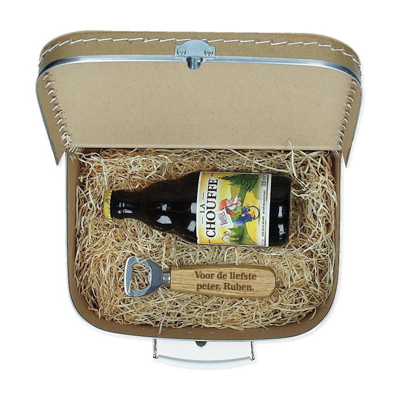 Bierpakket La Chouffe - Voor de liefste peter
