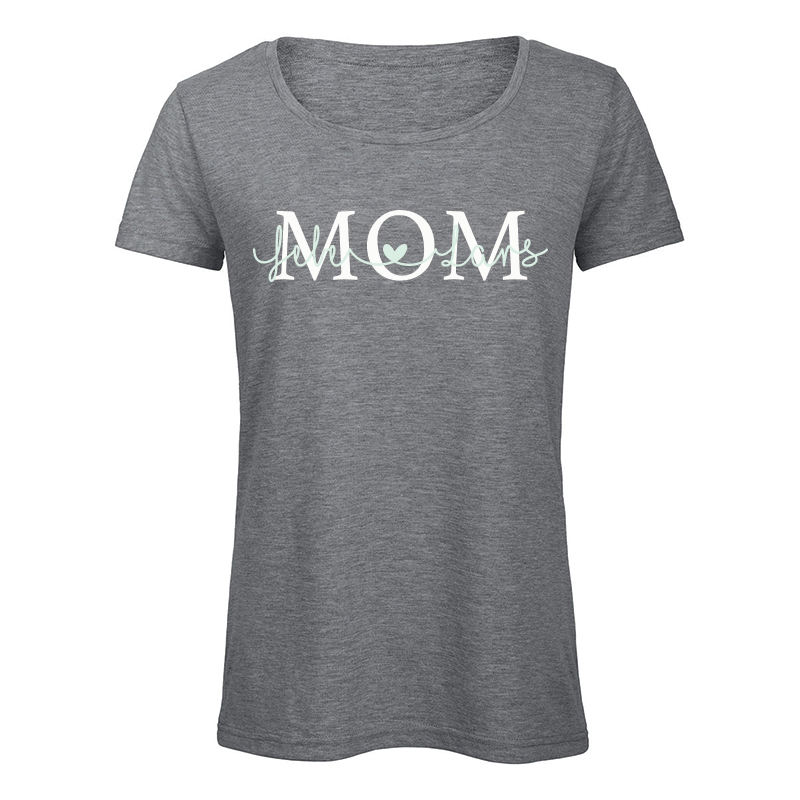 MOM T-shirt met namen