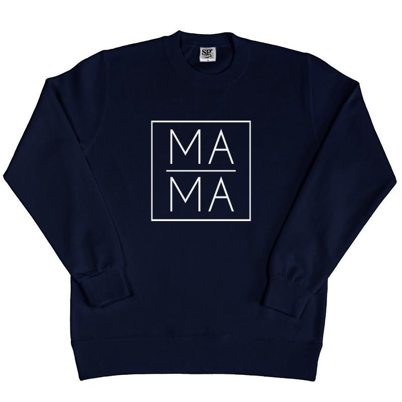 Sweater - Mama - Vierkant