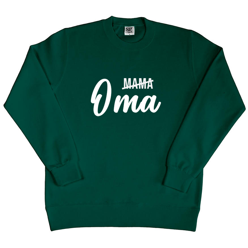 Sweater - Mama wordt oma