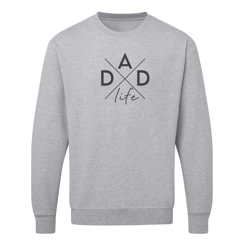 Sweater - Dadlife - Kruis