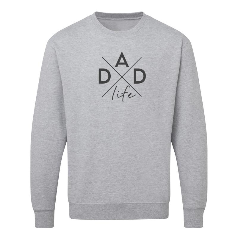 Sweater - Dadlife - Kruis