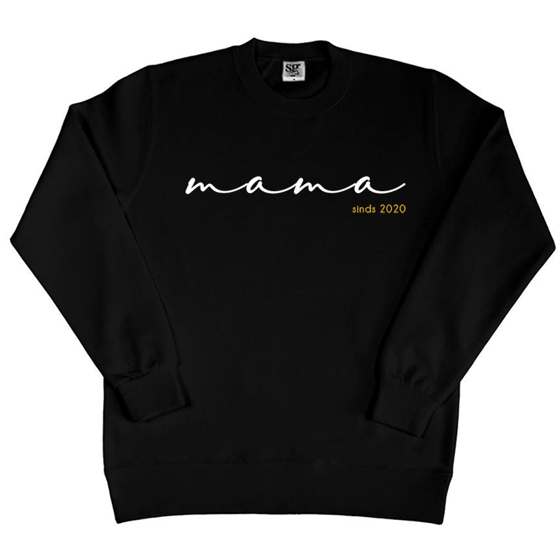 Sweater - Mama sinds
