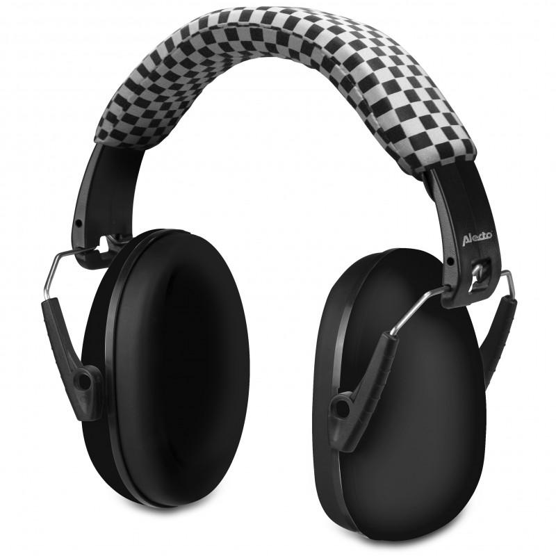 Alecto casque protection auditive BV-71 Noir