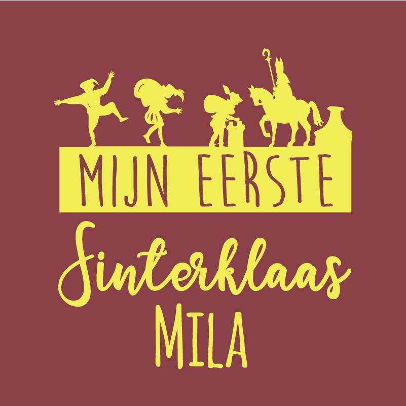 Sinterklaas design - Mijn eerste Sinterklaas (figuren)