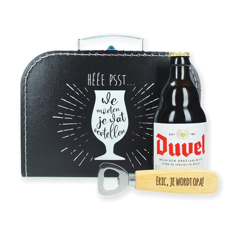 Bierpakket Duvel  - Je wordt opa!