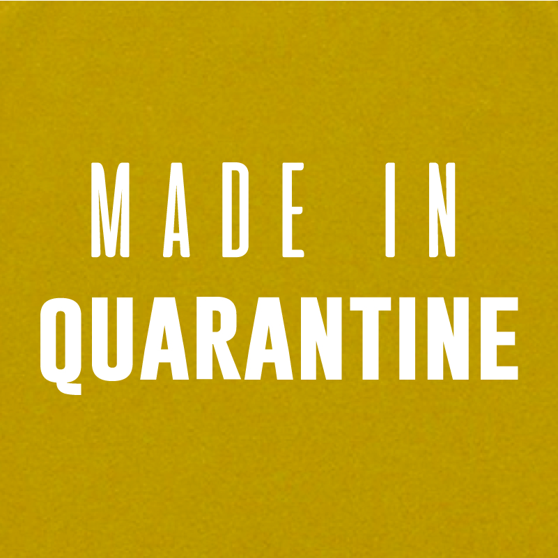 Quarantaine design 2 -  Made in